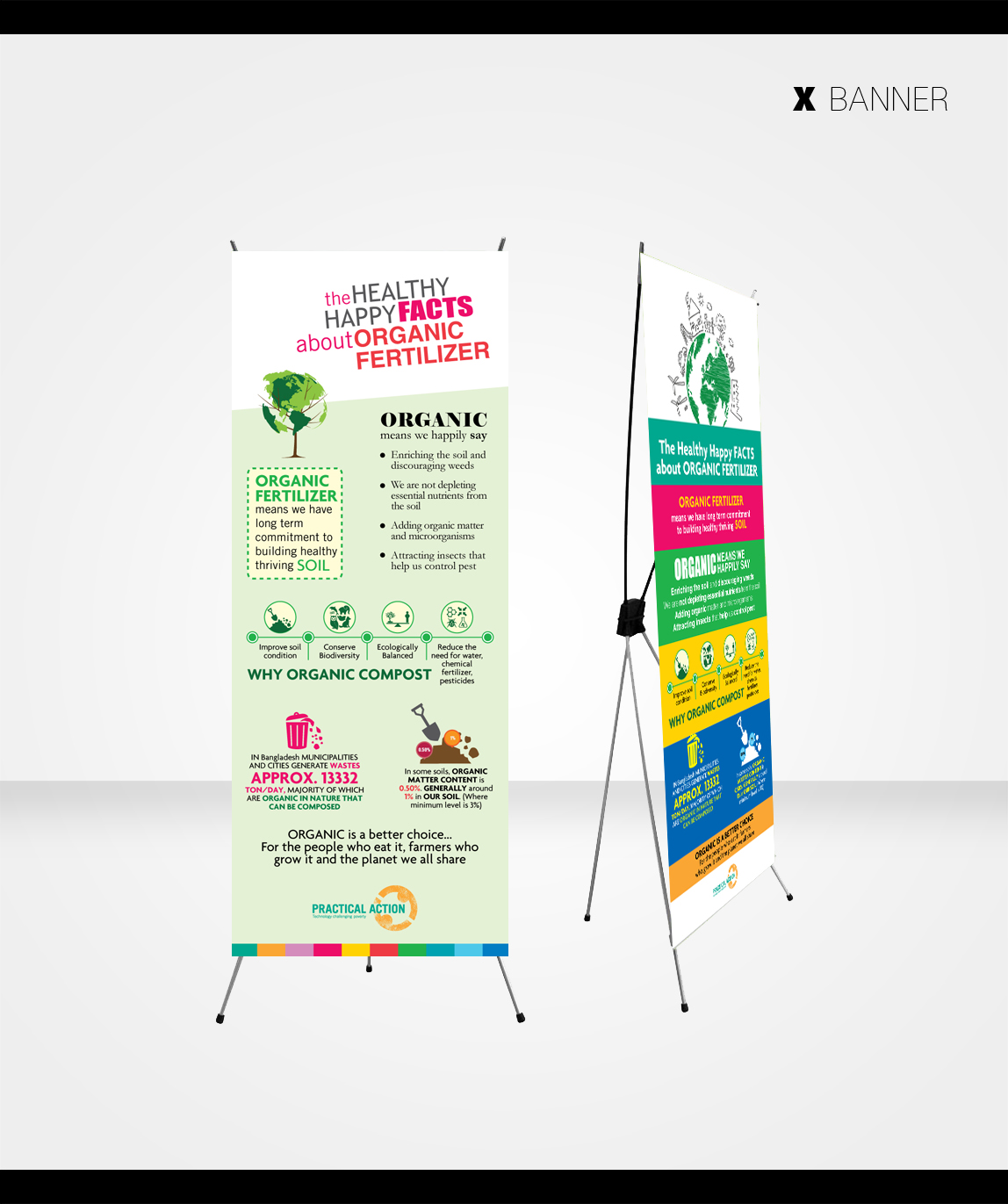Practical Action X Banner