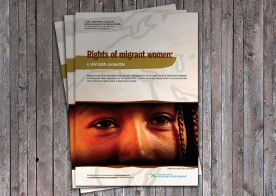 Rights of Migrant Women